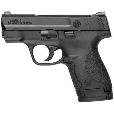 Smith & Wesson M&P Shield No Thumb Safety 9mm Handgun' data-lgimg='{