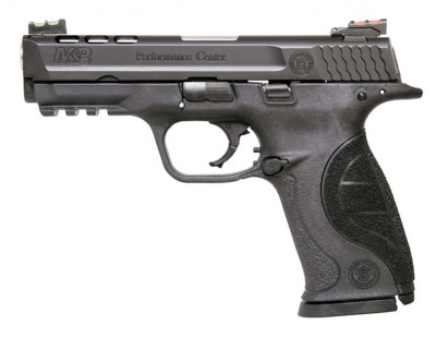 Smith & Wesson M&P Performance Center Ported 9mm Handgun