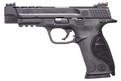 Smith & Wesson M&P 9L Performance Center Ported 9mm Handgun' data-lgimg='{