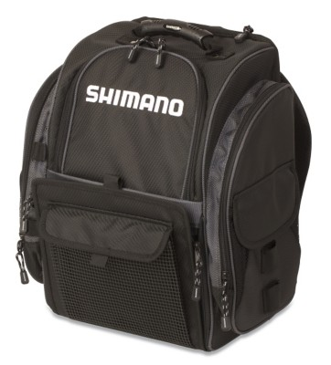 Shimano Blackmoon Medium Fishing Backpack' data-lgimg='{