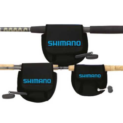Shimano Neoprene Reel Cover Spinning
