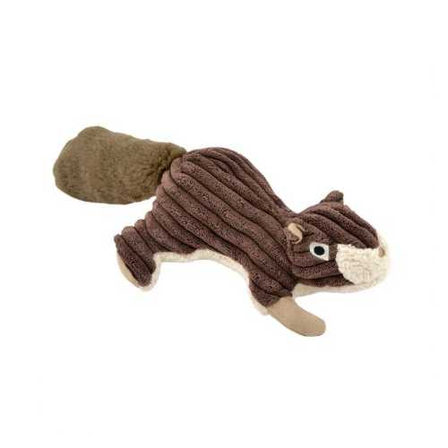Tall Tails Squirrel with Squeaker Toy