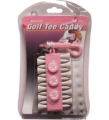 JEF World of Golf Tee Caddy