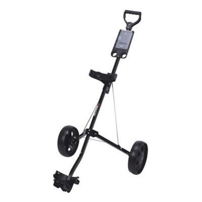 JEF World of Golf Lightweight Steel Deluxe Push Cart