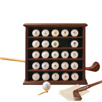 Golf Gifts & Gallery Premium Ball Cabinet