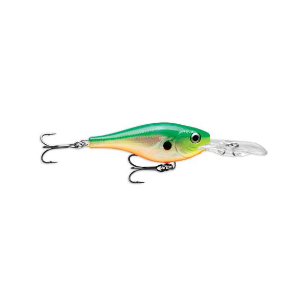 Glass Citrus Shad