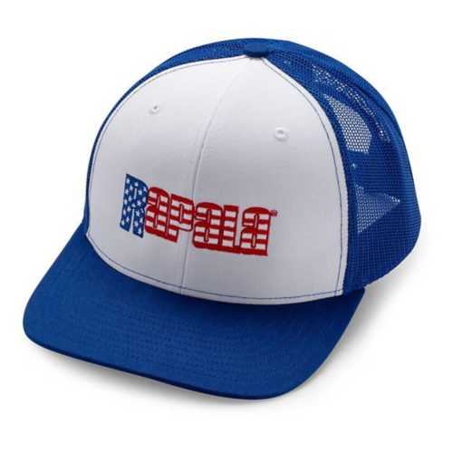 Rapala Red, White & Blue Trucker Cap