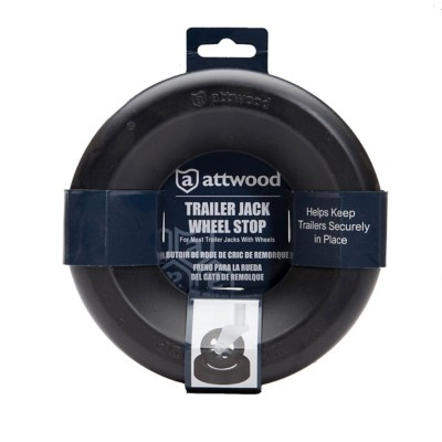 Attwood Trailer Jack Wheel Stop