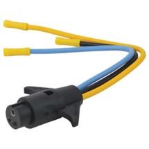 Attwood Trolling Motor Connectors Male Plug