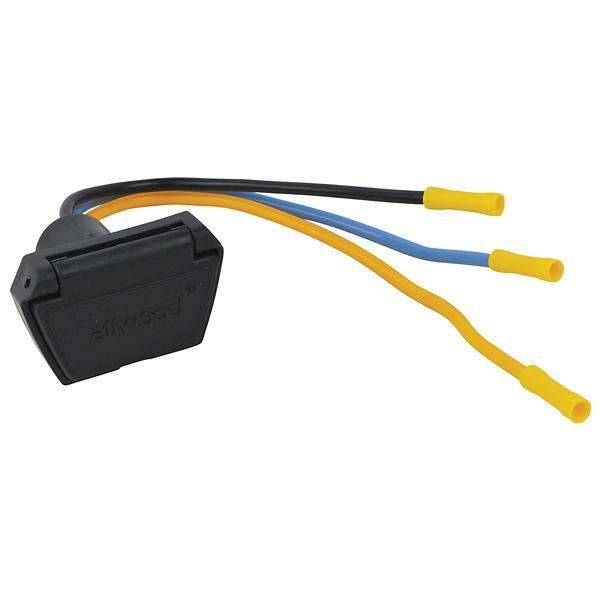 Attwood Trolling Motor Connectors Plug on