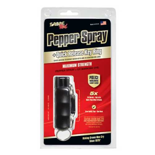 SABRE Pepper Spray Hardcase
