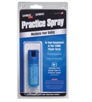 SABRE Practice Key Case Pepper Spray