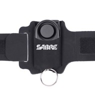 SABRE Runner Personal Alarm with Adjustable Wrist Strap
