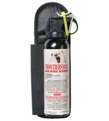 SABRE Frontiersman Bear Spray with Holster