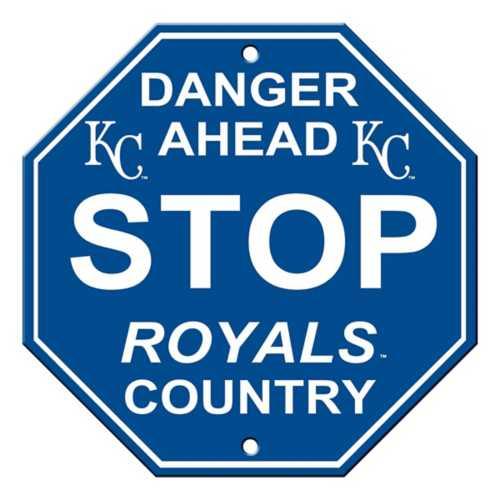 Fremont Die Kansas City Royals Stop Sign