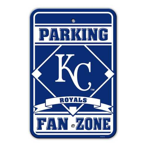 Fremont Die Kansas City Royals Fan Zone Sign