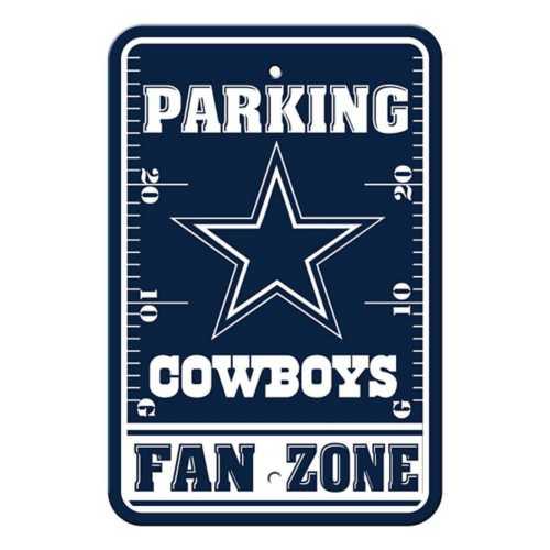 Fremont Die Dallas Cowboys Parking Sign