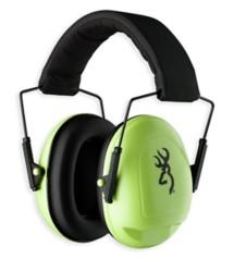 Browning Junior Buckmark Hearing Protector Ear Muffs