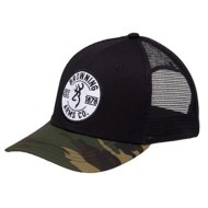 Men's Browning Prime Black Camo Cap