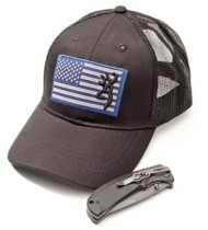 Browning Knife and Cap Combo