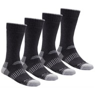 Men's Columbia Moisture Control 4 Pack Crew Socks