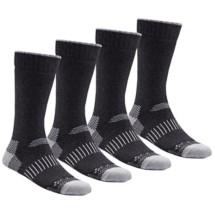 Men's Columbia Moisture Control 4 Pack Crew Socks