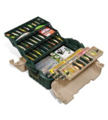Plano Magnum HipRoof 8616 6-Tray Tackle Box