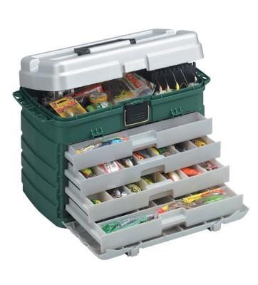 Plano 758 4-Drawer Tackle Box