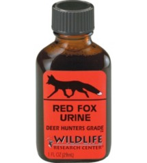 Wildlife Research Center Red Fox Urine Scent