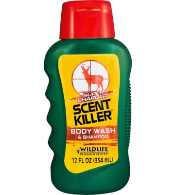 Scent Killer Anti-Odor Liquid Soap Body Wash