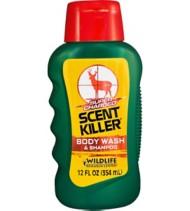 Scent Killer Anti-Odor Liquid Soap Body Wash