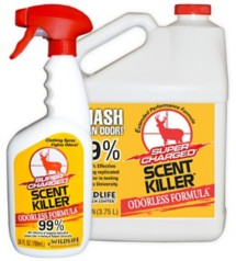 Super Charged Scent Killer Spray