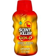 Scent Killer Gold Body Wash/Shampoo