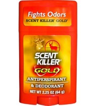 Scent Killer Gold Anti-Perspirant Deodorant