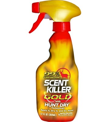 Scent Killer Gold Spray