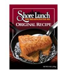 Shore Lunch Fish Batter Mix