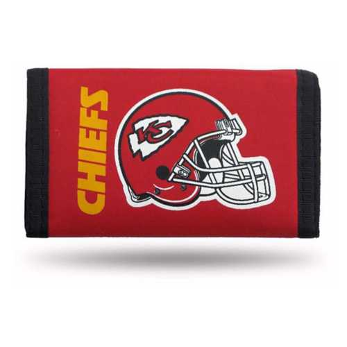 Rico Kansas City Chiefs Nylon Trifold Wallet
