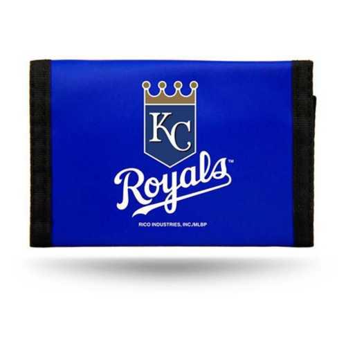 Rico Kansas City Royals Nylon Trifold Wallet