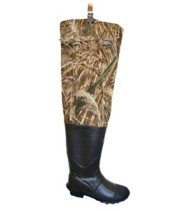 Men's Itasca Canvasback Camo Hip Waders