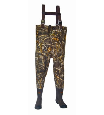 Men's Itasca Canvasback Camo Chest Waders