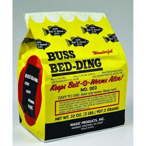 Magic Products Buss Bed-Ding