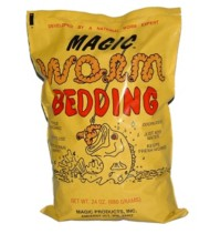 Magic Worm Bedding - 1 1/2 lb bag