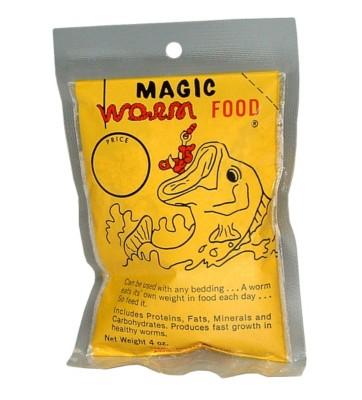 Magic Worm Food - 4oz