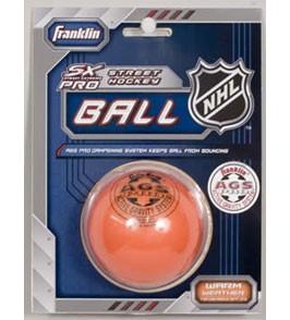 Franklin Sports AGS Pro High Density Street-Roller Hockey Ball' data-lgimg='{