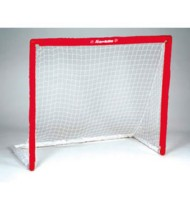 Franklin Sports Competition Sleeve Net PVC Street-Roller Hockey Goal