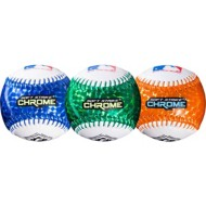 Franklin Soft Strike Chrome Baseball