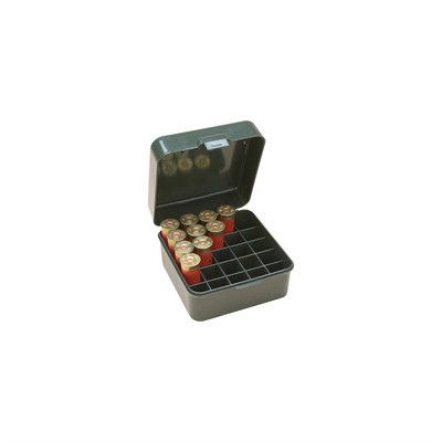 MTM  Shotshell Box 25 Round Flip-Top 12 20 Gauge up to 3in
