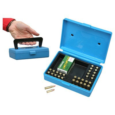 MTM  Ammo Box 30 Round 22 Long Rifle Rimfire Match