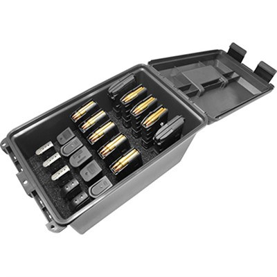 Tactical Mag Can- for 10(30rd) AR Mags & 10 (Double Stack)