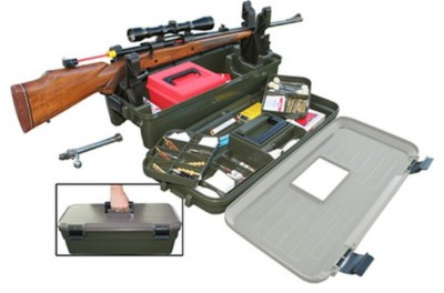 MTM Case-Guard Shooting Range Box' data-lgimg='{